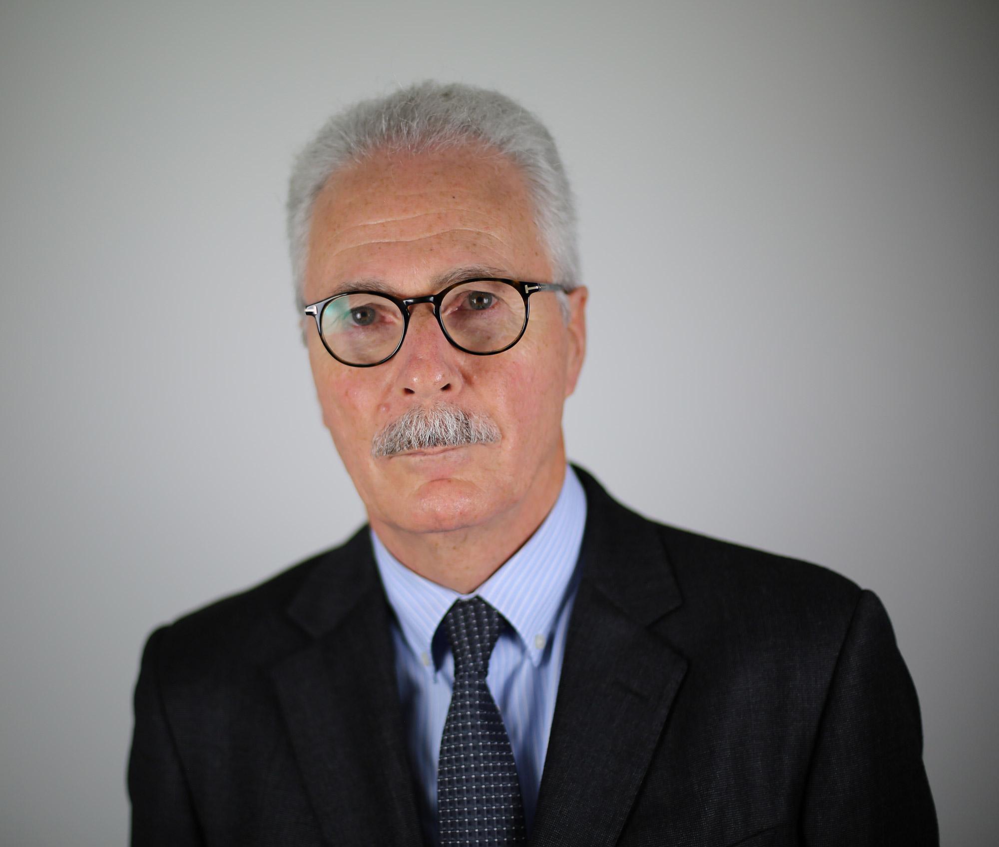 Jean-Luc Leclercq   Président du Syndicat des Eaux de la Presqu'île de Gennevilliers