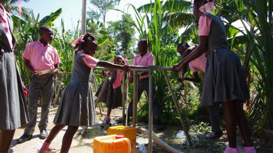 Bilan de l'aide d'urgence à Haïti