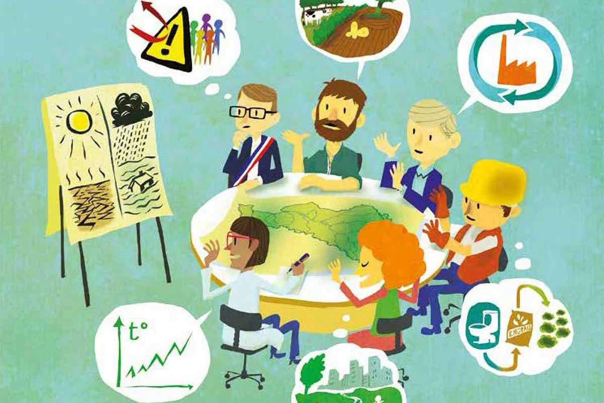 Une stratégie d'adaptation au changement climatique