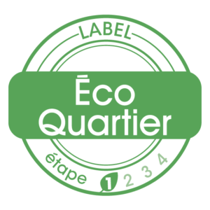 Label éco quartier