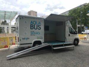 L'Aquabus est de retour !