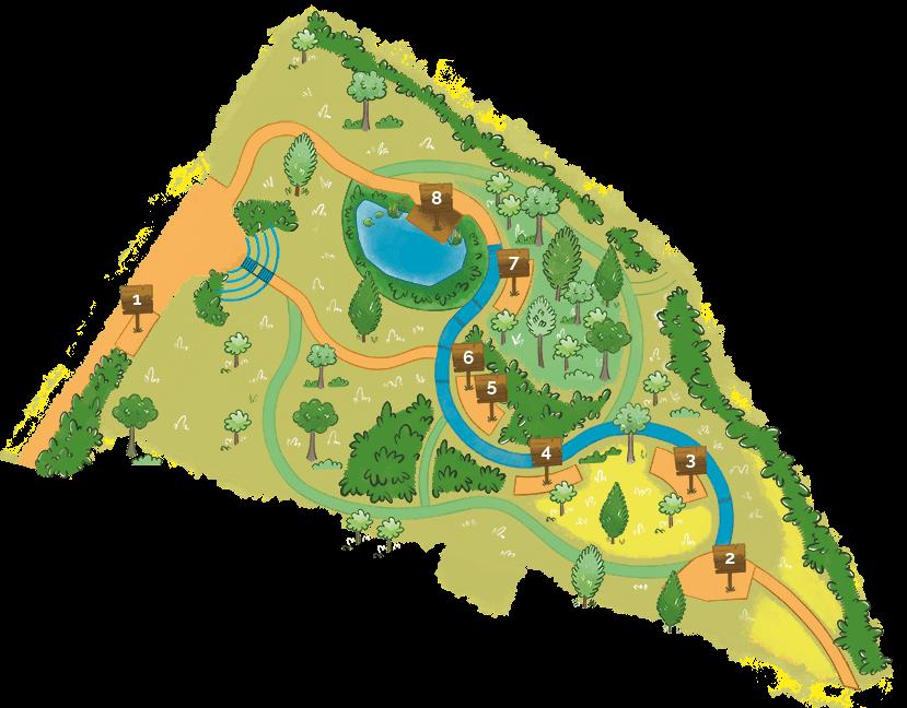 Jardin de Valérien